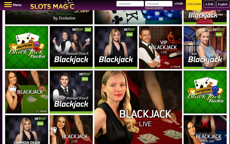 Slotsmagic-Blackjack-screenshot