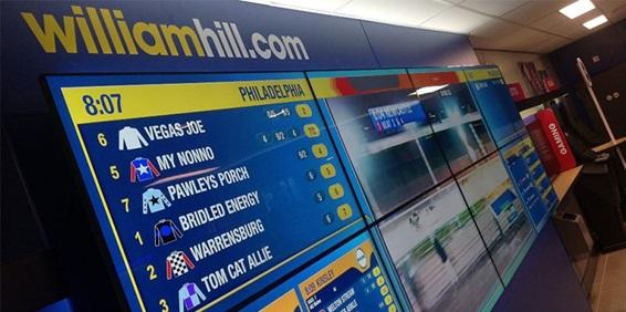 William Hill casino anuncia el cierre de más de 1 centenar de sus establecimientos