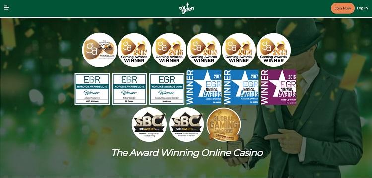Mr. green casino pic 2