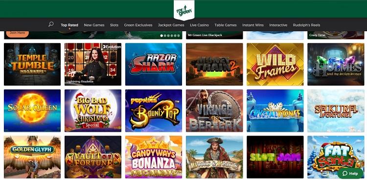 Mr. green casino pic 3