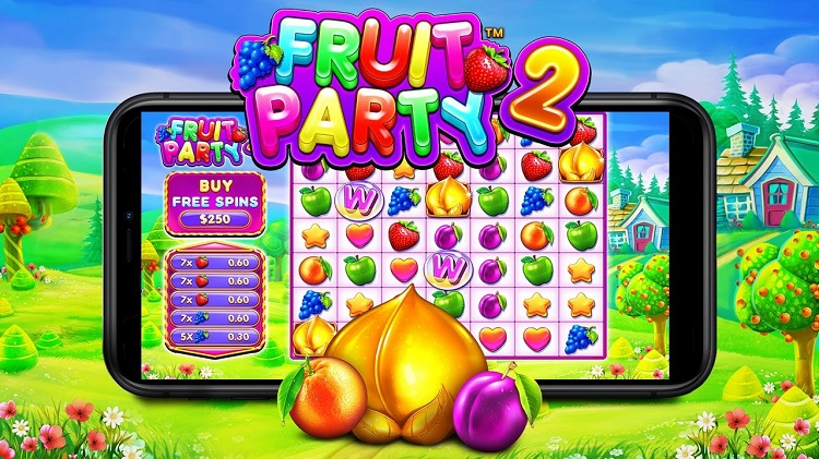 fruit party 2 pic 2
